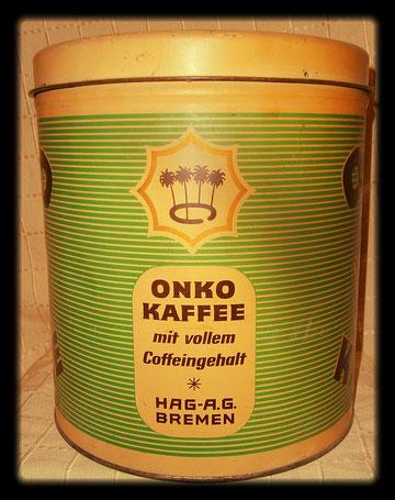 Onko Kaffee 1950