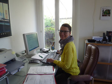 Sekretariat Frau Stöffler