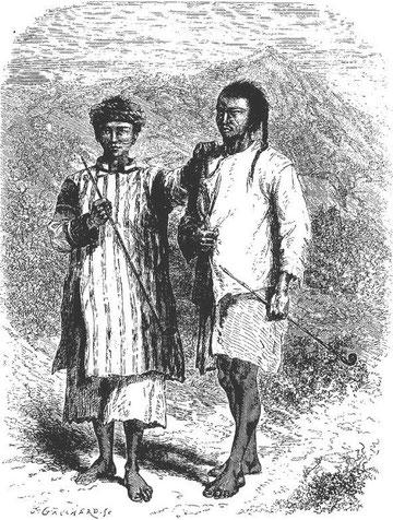 Homme et femme I-kia