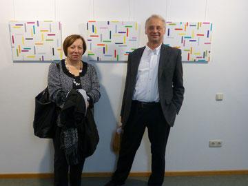 Christine Schindler und Werner Maier; Freising, 2012