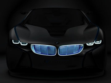 BMW Vision EfficientDynamics Konzeptfahrzeug