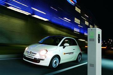 Elektroauto Karabag New 500e
