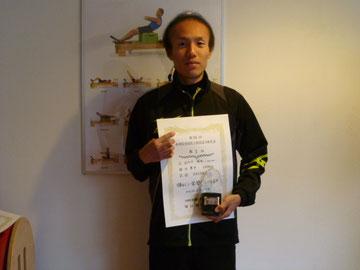 三菱重工マラソン部山口裕也さん