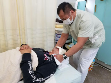 交通事故専門治療交通事故あき整骨院