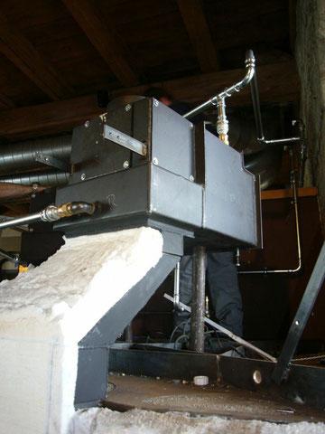 Abgaswärmetauscher für gewerbliche Baköfen - Warmes Wasser durch die Abwärme in der Gastronomie - kosten sparen