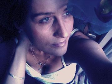 Claudia im Juni