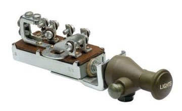 Instrumente, Schalter und Zubehör