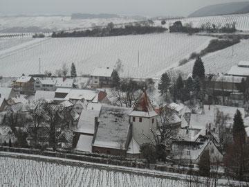 Kirche St. Martin im Schneemantel