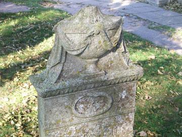 Grabstein von Altenkirchener Friedhof