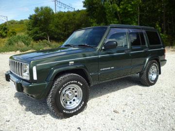 Jeep cherokee 98