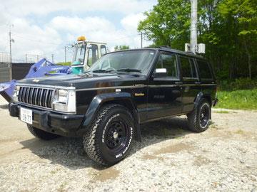Jeep Cherokee96