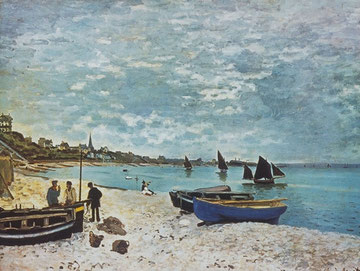 MONET - Sainte Adresse