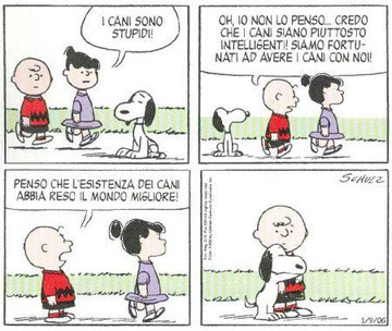LUCY E CHARLIE BROWN