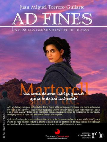 Poster promocional de Ad Fines