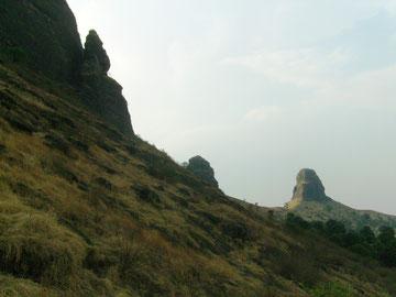 Склон горы Джаянти Ханумана