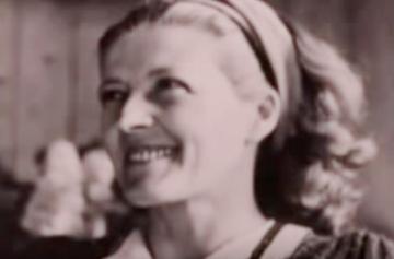 Clara Thalmann i 1930´erne