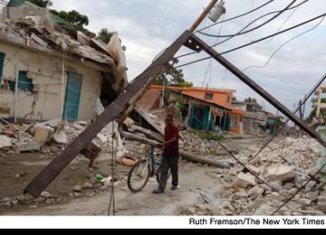 ハイチの写真