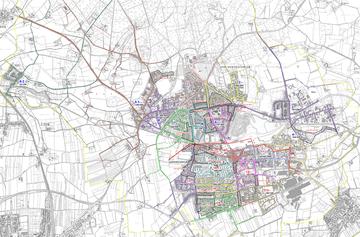 Wahlbezirke 2014
