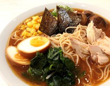 Miso Ramen Suppe Rezept
