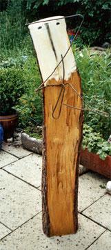 Hugo (Holz) 25 x 150cm