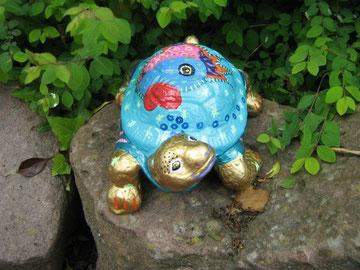 Schildkröte (Ton, 2010) 20/15/11 cm