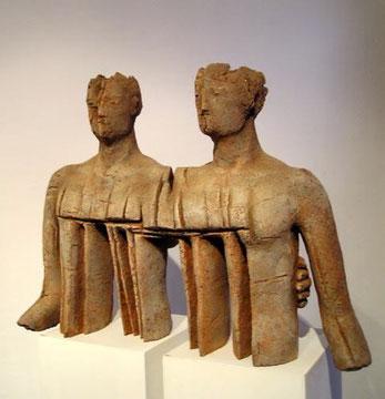 Portikus, Bronze, H:65 x B: 85cm