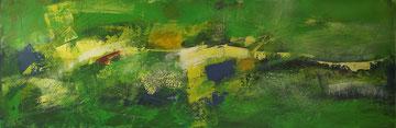 Acryl auf Leinwand 2007, 50x15cm