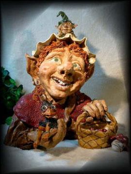 Ein irischer Troll (Trudi)