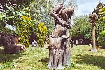 Im Skulpturengarten