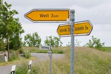 Welt, Nordfriesland