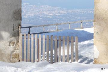 La Thuile en hiver