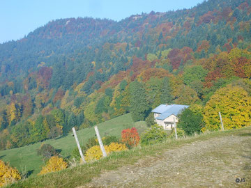 La Thuile en automne