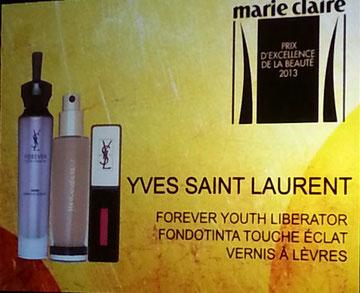 YSL: Forever Youth Liberator, fondotinta Touche Eclat, Vernis à Lèvres