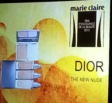 Dior, The new nude