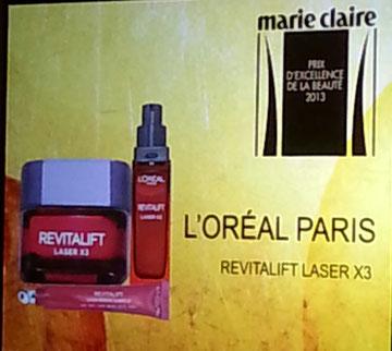 L'Oréal Paris, Revitalift Laser X3