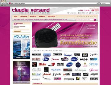 Erstellung und Pflege Internetshop, OnlineShop