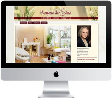 Konzeption und Erstellung einer Webseite