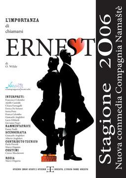 L'importanza di chiamarsi Ernesto