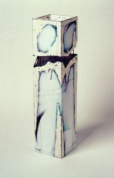 水際の振柱Ⅱ W140×D140×H600㎜