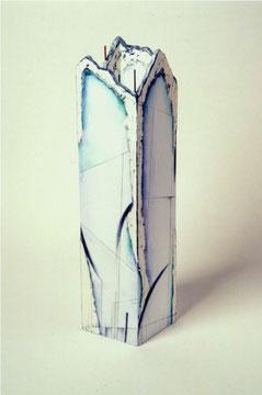 水際の振柱Ⅲ W140×D140×H590㎜