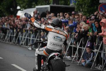 Reiner Schwarz Harley-Davidson Stundfahrer
