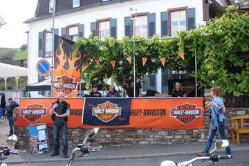 Der Harley-Davidson Club Place
