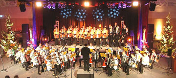 Taurasteinchor Burgstädt e.V. + Akkordeon Harmonists Chemnitz