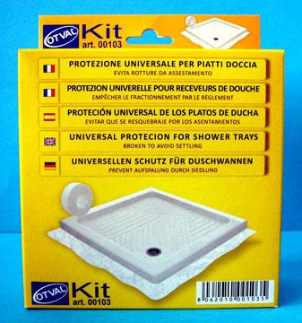 Art. 00103 protezione per piatti doccia