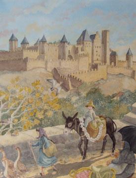 Carcassonne-50x65