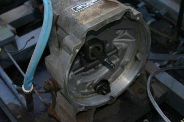Übersetzungsgetriebe, wird mal mein Motorprüftstand