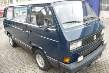 VW T3 Multivan, 2008 aus Erstbesitz gekauft, sehr schöner Zustand im Originallack