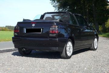 VW Golf Cabrio aus 1997, Sondermodell Joker, erstklassiger Pflegezustand