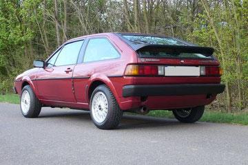 VW Scirocco aus 1985, US Modell mit Klima, BBS RZ 403, bis 2008 im Erstbesitz, original 50000 mls