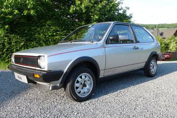 VW Polo 86C Coupe aus 1983, seltene erste Serie, 2007 mit original 60000 km gekauft